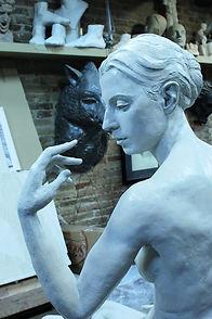Numérisation et reproduction d'éléments du patrimoine et des arts. Scanning 3D Sculptures, Reproduction 3D, Laser Scanner, Light Scanner, Barcelone, Espagne