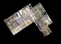 Nube de puntos planta industrial, escáner laser 3D, Revit, Madrid, Barcelona, Valencia, Zaragoza, España