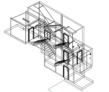LOD 100 BIM, modèle Revit, nuage de points, numérisation laser, numérisation 3D de bâtiments, scanner laser, numérisation 3D, BIM (modélisation des informations de construction), CAO, architecture, ingénierie, numérisation 3D de bâtiments, Archicad, ingénierie inverse, Barcelone, Madrid, Valence, Saragosse, Algeciras, Cadix, Tarragone, Espagne
