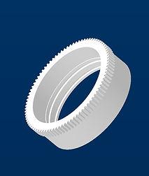 Numérisation 3D haute définition de pièces industrielles, modélisation 3D, Barcelone