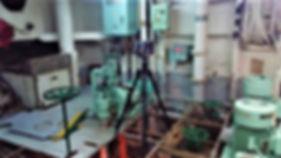Sistema de tratamiento de agua de lastre para escaneo láser, escaneo láser 3D, escaneo láser BWTS, españa, algeciras, Barcelona, Valencia, Vigo, Santander