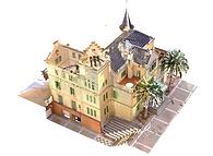 Nube de puntos torre vidal-Quadras, escáner láser 3D, BIM (Building Information Modeling), Diseño CAD 3D, Escaneo 3D Edificios , Autodesk Revit, Archicad, Escaneo laser, Ingenieria inversa, Arquitectura, ingenieria, Madrid, Barcelona, Valencia, Zaragoza, España