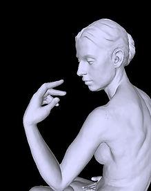 Numérisation et reproduction d'éléments de l'architecture, du patrimoine et des arts. Scanning 3D Sculptures, Reproduction 3D, Laser Scanner, Light Scanner, Barcelone, Espagne