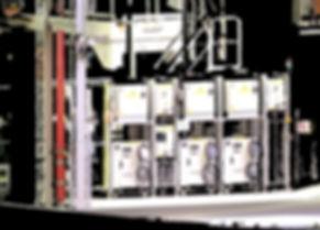 Nube de puntos de escaneo 3D de instalaciones industriales, BIM, Barcelona, Escaneo 3D Industria, Ingeniería Industrial
