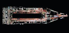 3D laser roof scanning, shipbuilding laser scanning, ballast water treatment system, 3D laser scanning, BWTS laser scanning, Spain, Algeciras, Barcelona, Valencia, Vigo, Santander, Tangier
