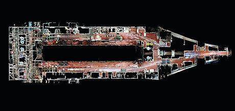 Escaneo de cubiertas 3D con láser, escaneo láser en construcción naval, sistema de tratamiento de agua de lastre, escaneo láser 3D, escaneo láser BWTS, España, Algeciras, Barcelona, Valencia, Vigo, Santander, Tánger