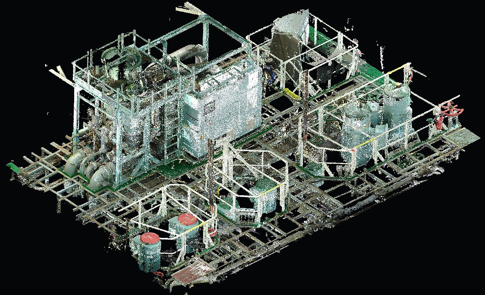 Laser Scanning of Ballast Water Treatment Systems (BWTS). Portugal, France, Italy, Spain, Malta, Netherlands, Germany, Belgium, Turkey