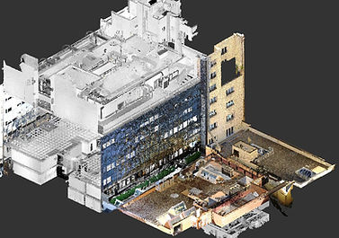 Graphisoft Archicad, Point Cloud to ArchiCAD, laser scanning, BIM, laser scanner, Barcelona, ​​3D scanning, Spain