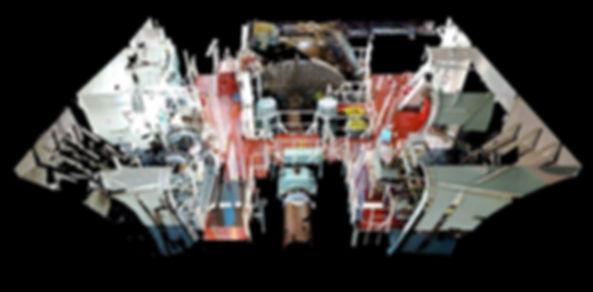 Construction navale à balayage laser, système de traitement de l'eau de ballast, balayage laser 3D, balayage laser BWTS, Espagne, Algeciras, Barcelone, Valence, Vigo, Santander, Tánger