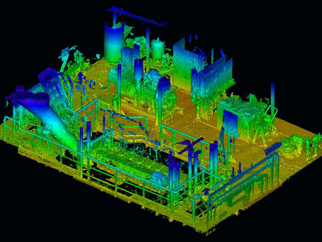 Procedure for Naval 3D Laser scanning and survey - Ballast water treatment systems (BWTS)