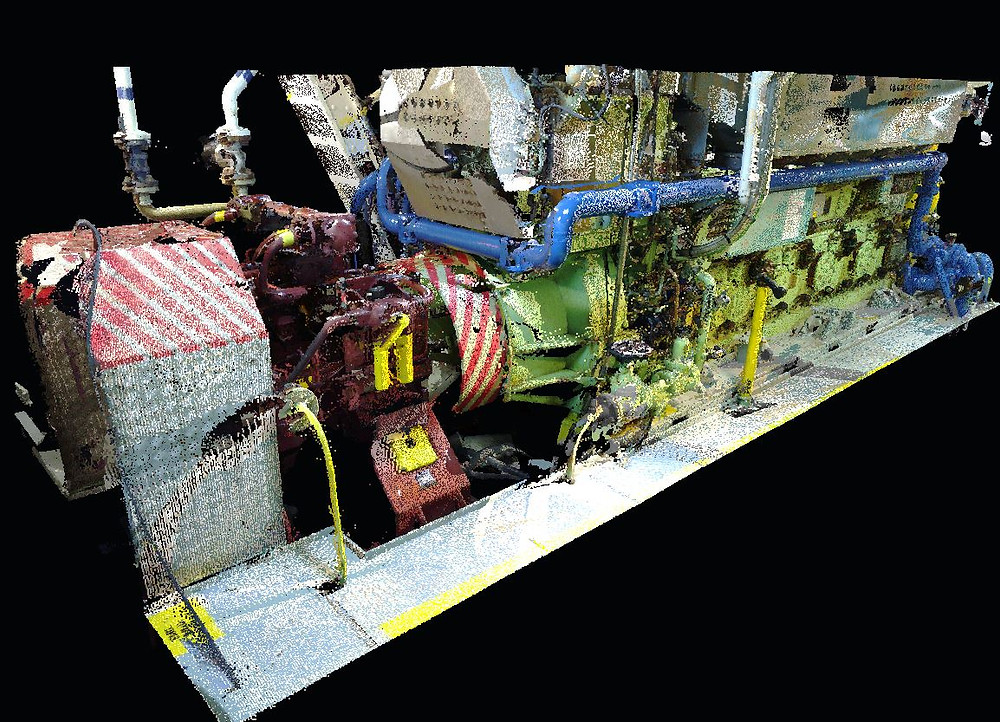 Marine laser scanninng for BTWS Retrofit - Europe, Spain, Malta, Germany, Turkey, Portugal, GibraltarMarine laser scanninng for BTWS Retrofit - Europe, Spain, Malta, Germany, Turkey, Portugal, Gibraltar
