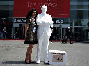 Imprimir 3D a escala natural personas u otros elementos. European BIM Summit, escaneo 3D, impresora 3D, Escaner 3D