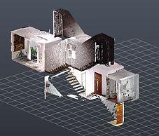 Point cloud, laser scanning, BIM, laser scanner, reverse engineering, 3D Scan, BIM (Building information modeling), CAD, architecture, Engineering, 3D Scan Buildings, Archicad, Reverse Engineering, BIM, Barcelona, Madrid, Valencia, Zaragoza, Algeciras, Cádiz, Tarragona, Spain