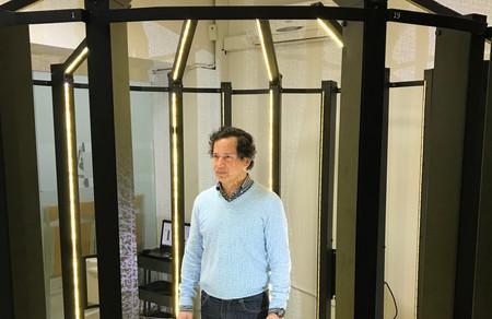 Cabina de escaneo 3D