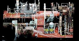 Escaneado láser 3D naval, BWTS, sistema de tratamiento de agua de lastre, escaneo láser de barcos, construcción naval láser 3D, proyectos de modernización, BTW, España, Algeciras, Barcelona, Valencia, Santander, Bilbao, Tanger, Europa, Morocco