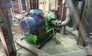 Industrial facilities laser scanning