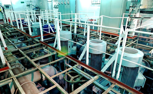 BWT (Ballast Water Treatment Pumps) Laser Scanning Spain, España, Algeciras, valencia, Barcelona, Santander, Tánger