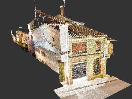 Scan to BIM: Escaneo Láser de viviendas para remodelaciones. Barcelona - España