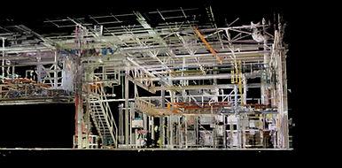 Nube de puntos, Escaneo 3D, Autodesk Revit, Escaneo 3D Edificios