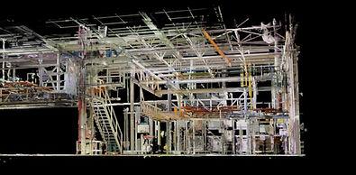 Núvol de punts, Escaneig 3D, Autodesk Revit