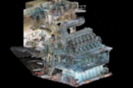 Numérisation laser navale 3D, salle des machines, moteurs, BWT, système de traitement des eaux de ballast, numérisation navale, construction navale laser 3D, projets de modernisation, chaudières, pompes, tuyaux, BTWS, Espagne, Algeciras, Barcelone, Valence, Santander, Bilbao, Tanger, Europe