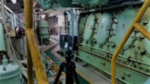Numérisation laser dans la salle des machines, capture laser 3D dans la construction navale, numérisation laser 3D, numérisation laser BTWS, Espagne, Algeciras, Barcelone, Valence, Vigo, Santander