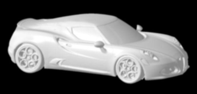 Ingeniería inversa 3D usando escaner 3D, Nube de puntos,  Soluciones de digitalización 3D