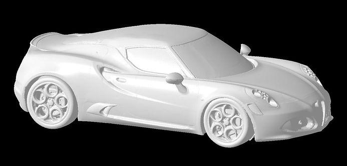 Reveerse engineering - 3D Scan - Lase scanning - Barcelona