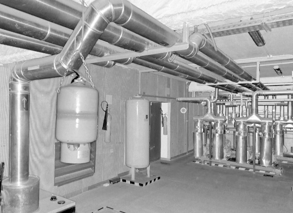 Escaneo láser 3D de instalaciones industriales. MEP. Scan to BIM