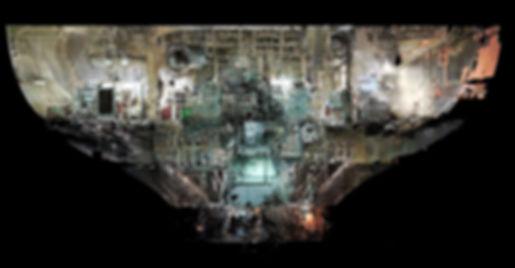 Escaneo láser 3D naval, BWT, sistema de tratamiento de agua de lastre, escaneo naval, construcción naval láser 3D, proyectos de modernización, Calderas, Bombas, tuberías, BTWS, España, Algeciras, Barcelona, Valencia, Santander, Bilbao, Tanger, Europa
