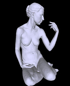 Scanning and reproduction of elements of  Sculptures, 3D Reproduction, Laser Scanner, Light Scanner, Barcelona, Spain