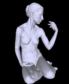 Numérisation et reproduction d'éléments des arts. Scanning 3D Sculptures, Reproduction 3D, Laser Scanner, Light Scanner, Barcelone, Espagne