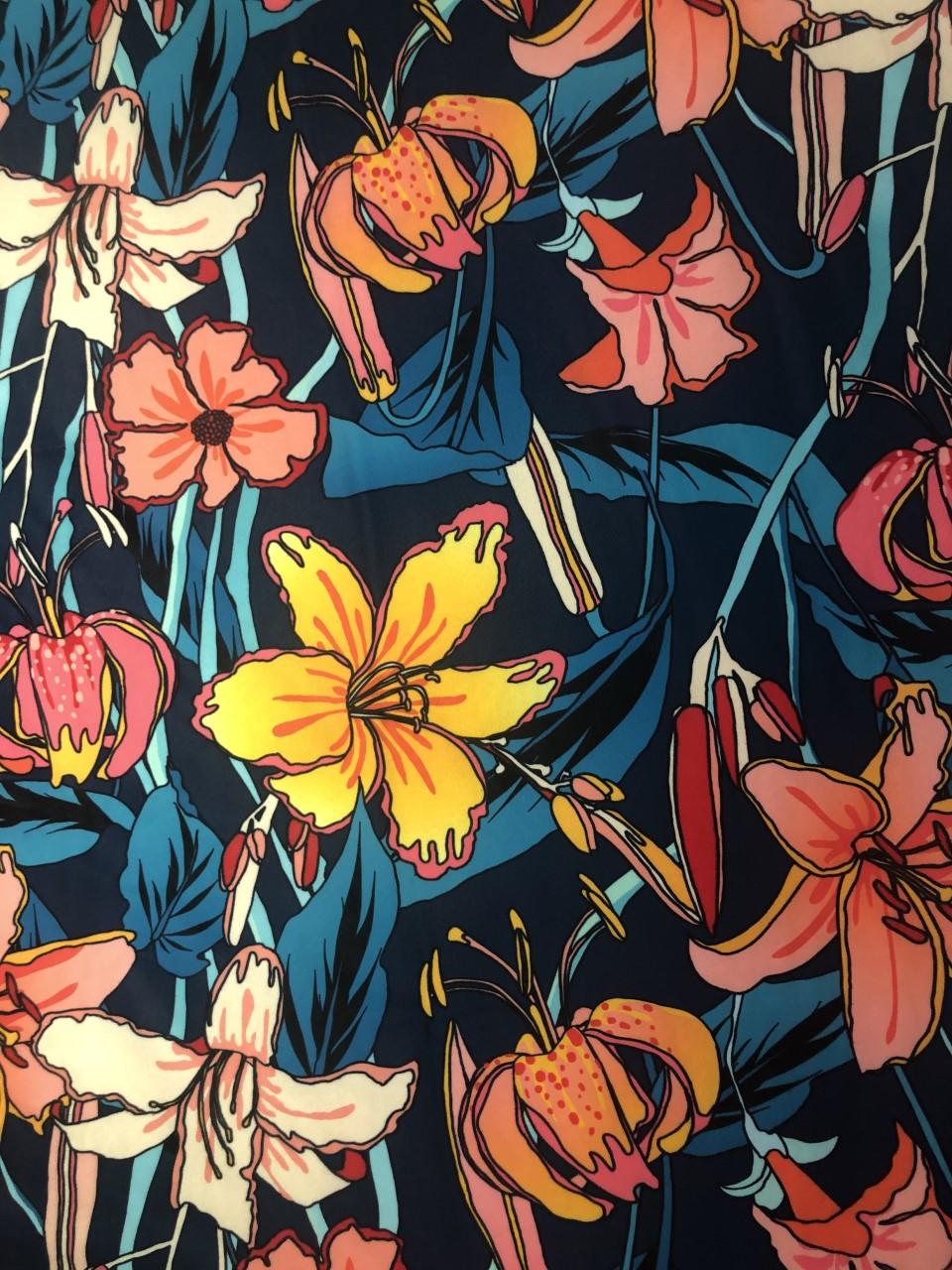 Flower blue 04
