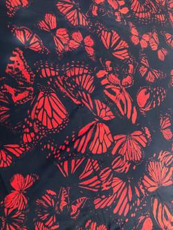 Mariposas Rojas