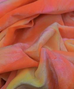 Terciopelo Naranja