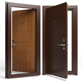 Дверь APECSв М/МДФ 860 Л з.дуб СтандN(90008249)