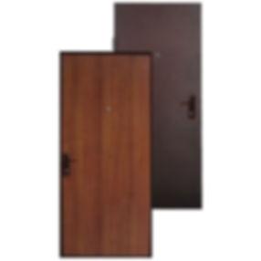 Дверь APECSм Ма/ДСП 850 Л орех