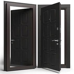 Дверь APECSв МДФ/МДФ Премьер 860 Л венге