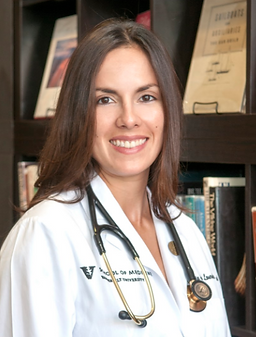 Maria Sturchler, MD, Women in Science Society