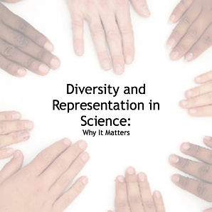 Diversity and Representation in Science_