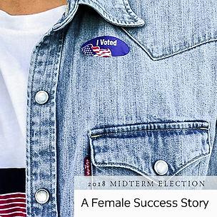 2018 Midterm Election_ A Female Success
