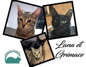 Lana & Grimace