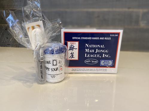 Beginners' Mah Jongg Kit