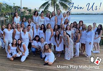 Join Moms Play Mah Jongg at Club Med Sandpiper Bay!