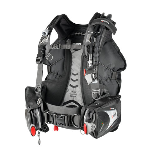 Mares Bolt BCD w/SLS Weight System
