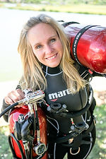 Tank'd Scuba Lubbock, Texas Instructor Janean Sproul