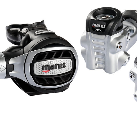 Mares Ultra 72X Regulator