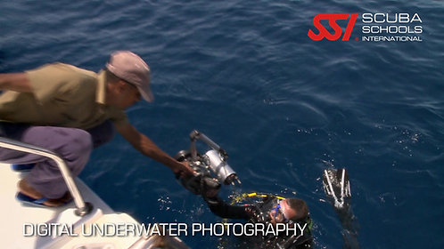 Photo & Video Course With Open Water Dive