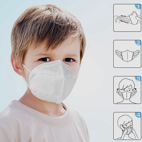 JN KN95/N95 Child Face Mask