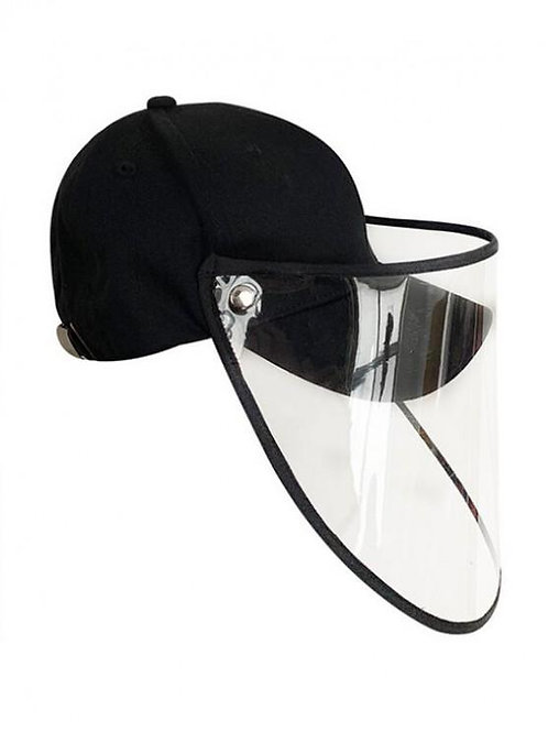 www Baseball Cap with Shield